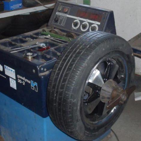 Reifen auswuchten Volkswagen Bullis