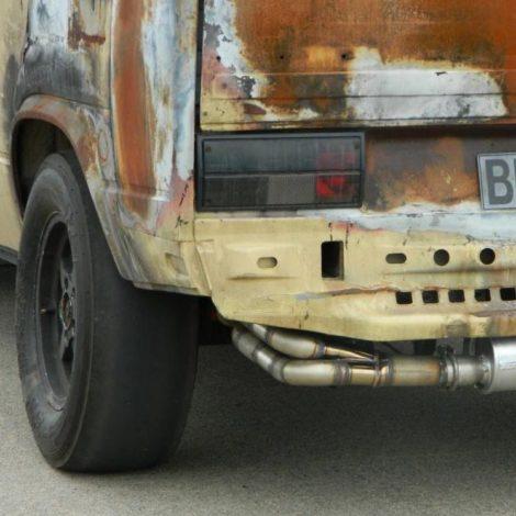 Technische Änderungen VW Bus